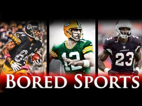 Aaron Rodgers Collarbone - Adrian Peterson's Big Day - Steelers in KC - Week 6 - Bored Sports