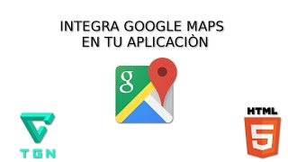 Tutorial - Como integrar mapa de  Google Maps en tu pagina web Free HD Video
