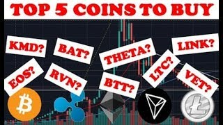 TOP 5 ALTCOINS TO BUY IN FEBRUARY! - Best Cryptocurrencies to Invest in 2020
