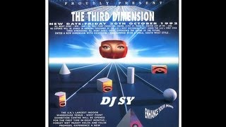 Dj Sy Obsession Third Dimension
