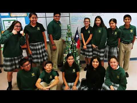 Catholic Education - St. Luke Students