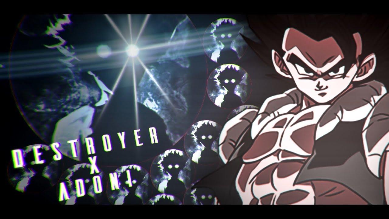 Gota io - DESTROYER X ADONI - THE MOST INSANE EDITING BATTLE IN GOTA  HISTORY!! (LOCKED NAME WINNER!)