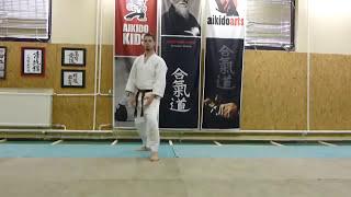 yokomen uchi [TUTORIAL] Aikido empty hand technique: