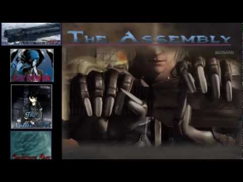 The Assembly: Febuary  - The Crysis the Dead and the Alien Revengence Podcast  Discussion