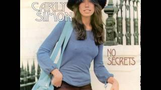 Watch Carly Simon It Was So Easy video