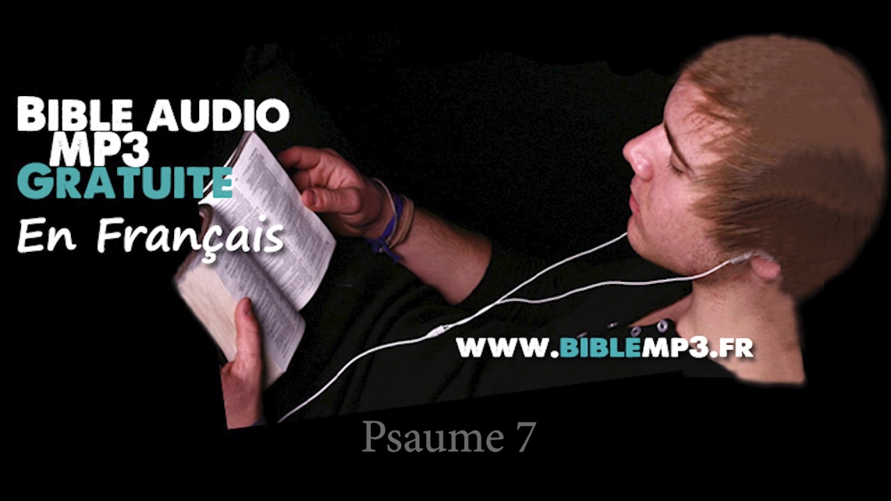 Bible audio - Les Psaumes (Partie 1) - Du premier au 20è - Bible MP3 en Français