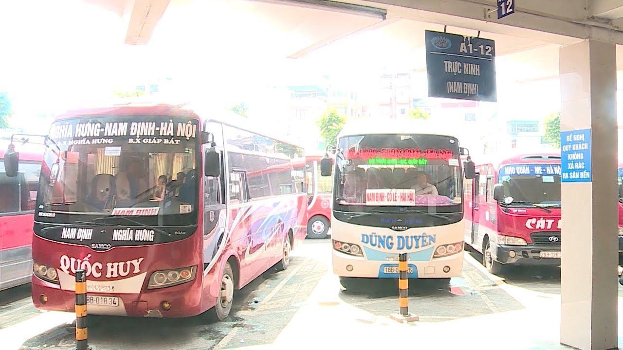 Tin Tức 24h Mới Nhất Hôm Nay : Hà Nội sắp xếp lại hai tuyến xe khách Thái Bình, Nam Định về một bến