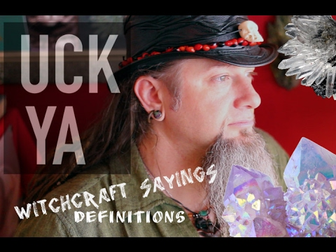 6 Spiritual Healing Terms Defined by Real Life Witch | Pt. 2 | (by UCKYA)