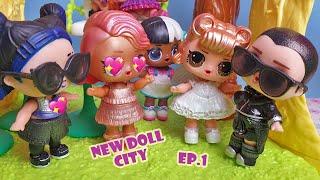 😈 Nuovi amici 👼 [New Doll City 🏡 Ep. 1]