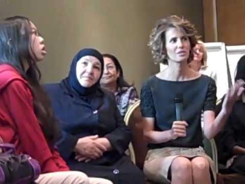 youth-ability-summit-syrian-first-lady-asma-assad