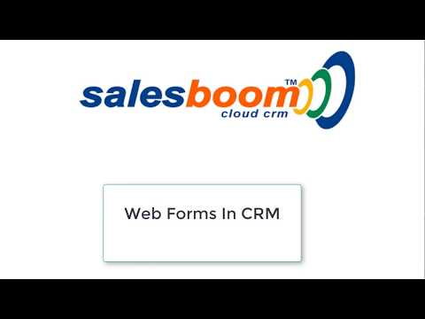 Web Forms In CRM With Troy Muise, CEO & Co-Founder of Salesboom
