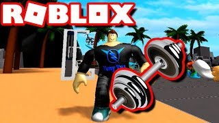 ROBLOX | Weight For It Go You Hit Each Other How Funny:)))) | Weight Lifting Simulator 2 | Vamy Tran