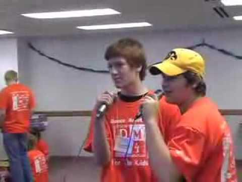 The University of Iowa Dance Marathon 15 - Montage 1
