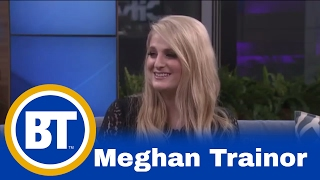 Meghan Trainor on her success story