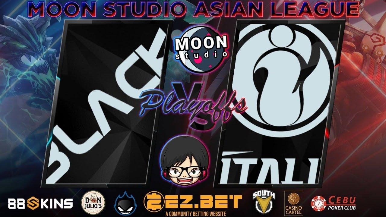 IG.Vitality vs Team Black | Bo3 | Lower Bracket Finals | Moon Studio Asian League