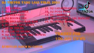 KUMPULAN DJ TIKTOK TERBARU 2021 BY DJ CANTIK vol.1