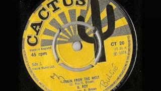 mix  DENNIS  BROWN - WESTBOUND TRAIN -u roy - train to the west - inbound train - ansil collins - version