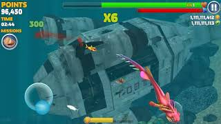 hungry shark evolution apk unlimited money and gems