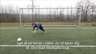 Basic Goalkeeping Techniques: Defending 1v1's: Block and Through Balls