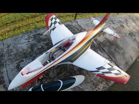 Freewing Avanti S || 80mm EDF || Smooth & Slow Flight