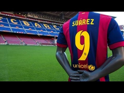 TalkFCB ► Luis Suárez allowed to train with the squad!