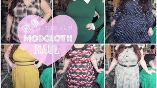 ♡Collective Modcloth Haul♡ (Try-On!)