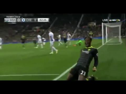Download West Brom vs Chelsea 0 1 Batshuayi Goal 12 5 2017 CONTE WINS THE LEAGUE