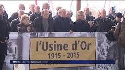 Centenaire de l'explosion de l'usine de'or de Gonfreville l'Orcher