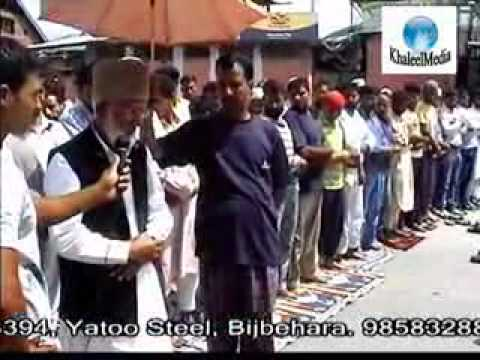 10 AUG 2010 : Strike & Protests Continue in Kashmir, Geelani Speaks with Media