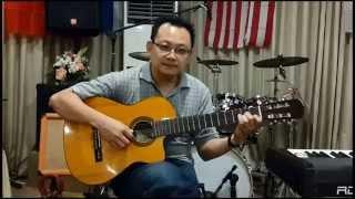 Cara Bermain Petikan Pop Pada Gitar Akustik