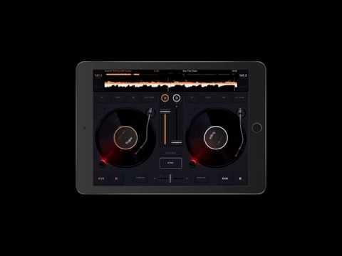 edjing mix iPad App Review