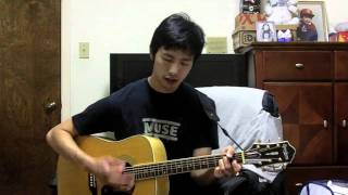 Song #183: Keane - Everybody's Changing Acoustic Cover [PROJECT365]