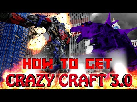 How To Get Crazycraft 3.0 For Minecraft Without Void Launcher
