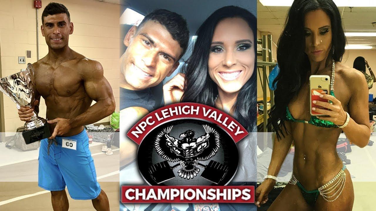 NPC Lehigh Valley Championship 2018 Show Day