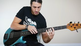 Eric Clapton - Change The World - Solo Bass Cover (Ernie Ball Music Man Stingray Special)