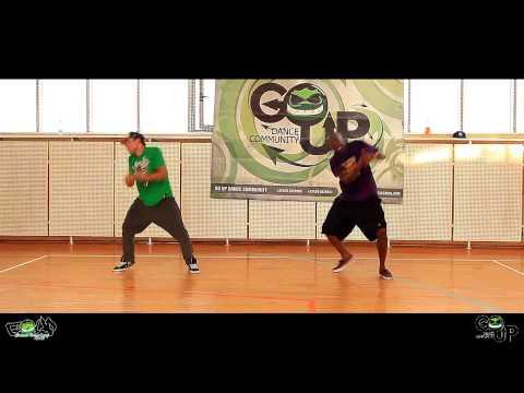 Missy Elliott - Get Ur Freak On Choreo by London Dyer #goupdc