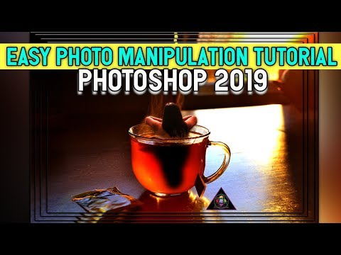 PHOTOSHOP 2019: EASY PHOTO MANIPULATION TUTORIAL thumbnail