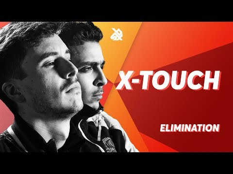 X-TOUCH  |  Grand Beatbox TAG TEAM Battle 2018  |  Elimination