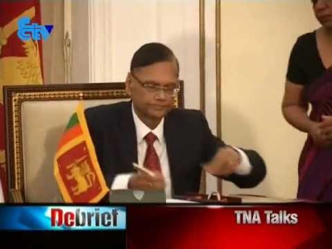 Sri Lanka News Debrief - 18.01.2012
