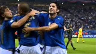 Italy - World Cup 2006 Highlights