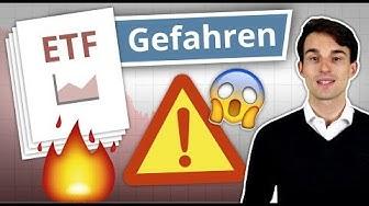 ETF Nachteile & Risiken: Ist die Kritik berechtigt?