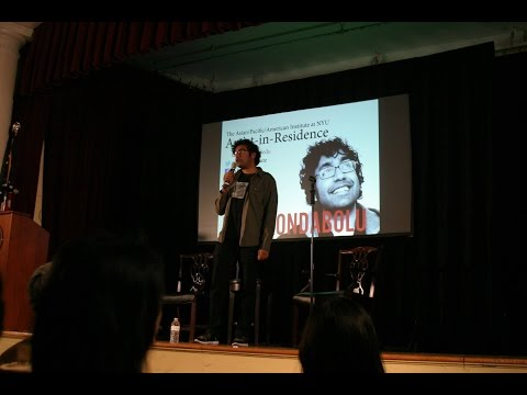 Kickoff Event for Hari Kondabolu, the 2014-15 A/P/A Institute at NYU Artist-in-Residence