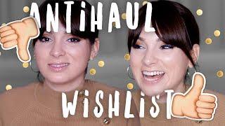 Antihaul + Wishlist primavera   Qué compraré y qué no