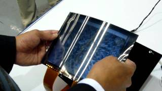 Toshiba flexes its paper-thin LCD muscle thumbnail