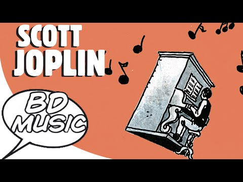 BD Music presents Scott Joplin (Maple Leaf Rag, The Entertainer, The Ragtime Dance & more songs)