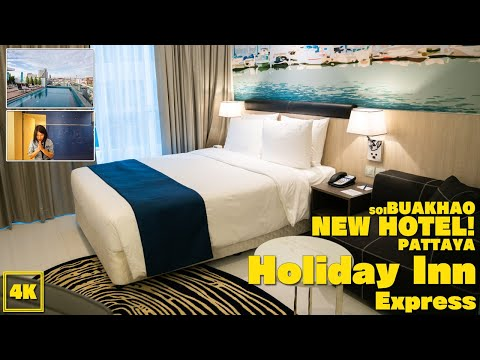 Pattaya New Hotel Soi Buakhao / Holiday Inn Express Pattaya Central