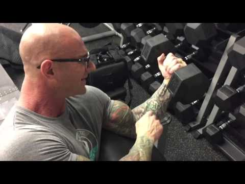 How To Do Preacher Curls Properly