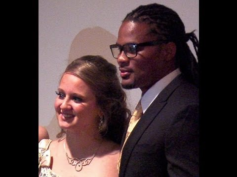 Josh cribbs and prom