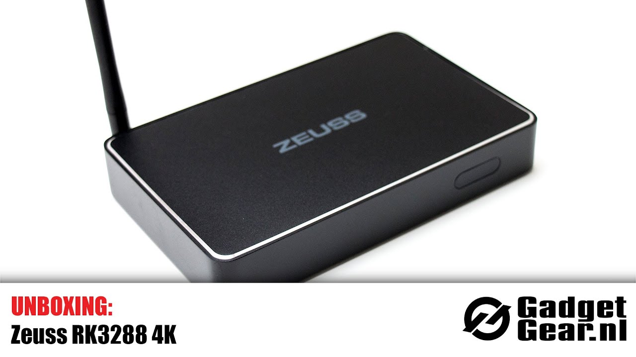 RK3288 4K Android BOX