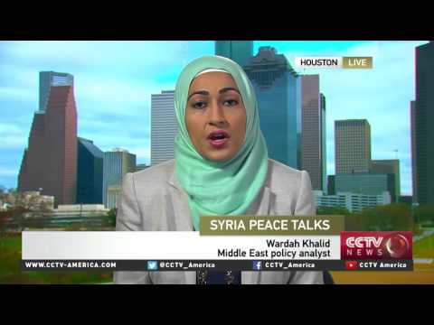 Middle East analyst Wardah Khalid on challenges of the Syria Peace Talks
